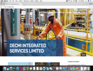 Decmi Integrated services Limited (DISL)